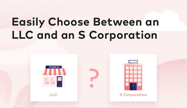 LLC vs. S Corp: Which Is Right for Your Business? #infographic
