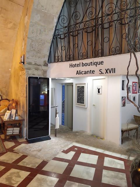 Hôtel boutique à Alicante