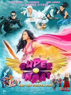Super Inday and the Golden Bibe is a remake of the original 1988 movie starring Maricel Soriano.