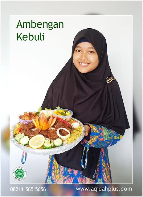 Nasi Kebuli Online