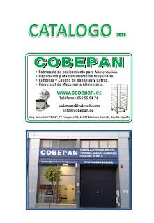 Catalogo general COBEPAN2015 (portada)