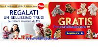 Logo Casa Henkel ti regala un Peluche Trudi del valore massimo di 49€