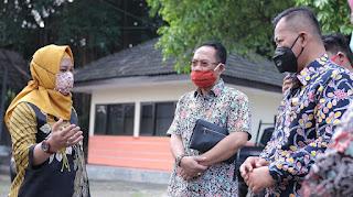 Tangani Covid-19, Pemkot Mojokerto Fungsikan Gedung Diklat untuk Observasi