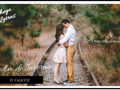 Ana Lúcia leu: Jardim de inverno - outra vez amor - D. Valenti