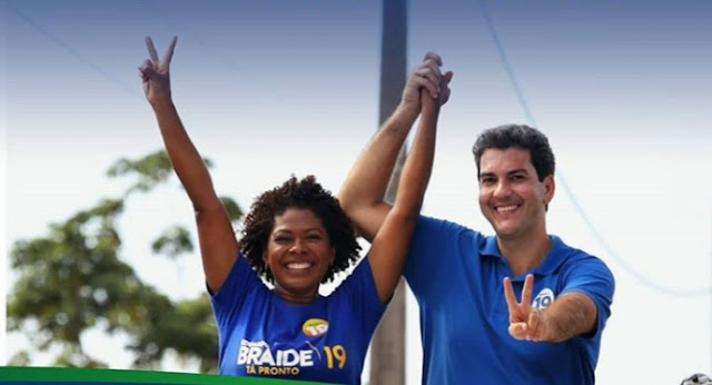 Eduardo Braide é eleito novo prefeito de São Luis com mais de 55% dos votos válidos