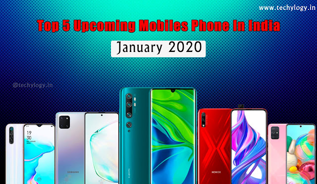 Upcoming Mobile In India 2020