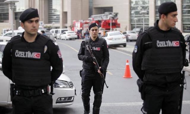 Στενό συνεργάτη του αλ Μπαγκντάντι λένε πως συνέλαβαν οι Τούρκοι