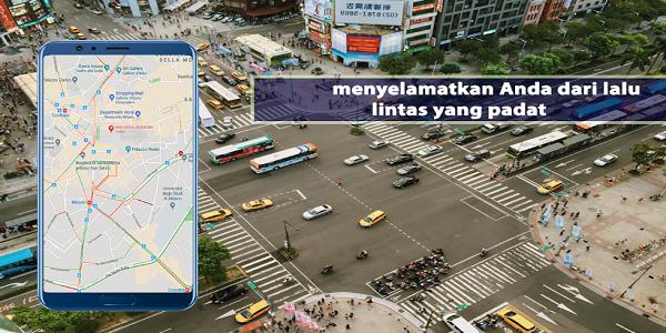 Aplikasi GPS Android Terbaik