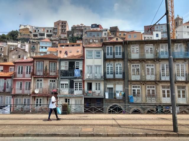 Casas de pescadores Oporto