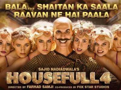 Housefull 4 2019 Full Hindi Movie HD MP4 3GP 480p