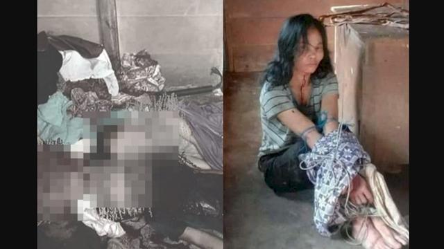 Ibu di Nias Gorok 3 Anak Kandung, Stres Terhimpit Ekonomi saat Menteri Korupsi