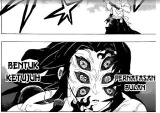 Pembahasan Manga Kimetsu No Yaiba 172 Jurus Pamungkas Kakushibo