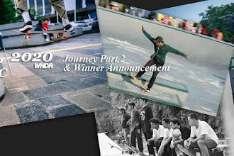 WNDR NPC 2020 JOURNEY PART 2 - WINNER ANNOUNCEMNET