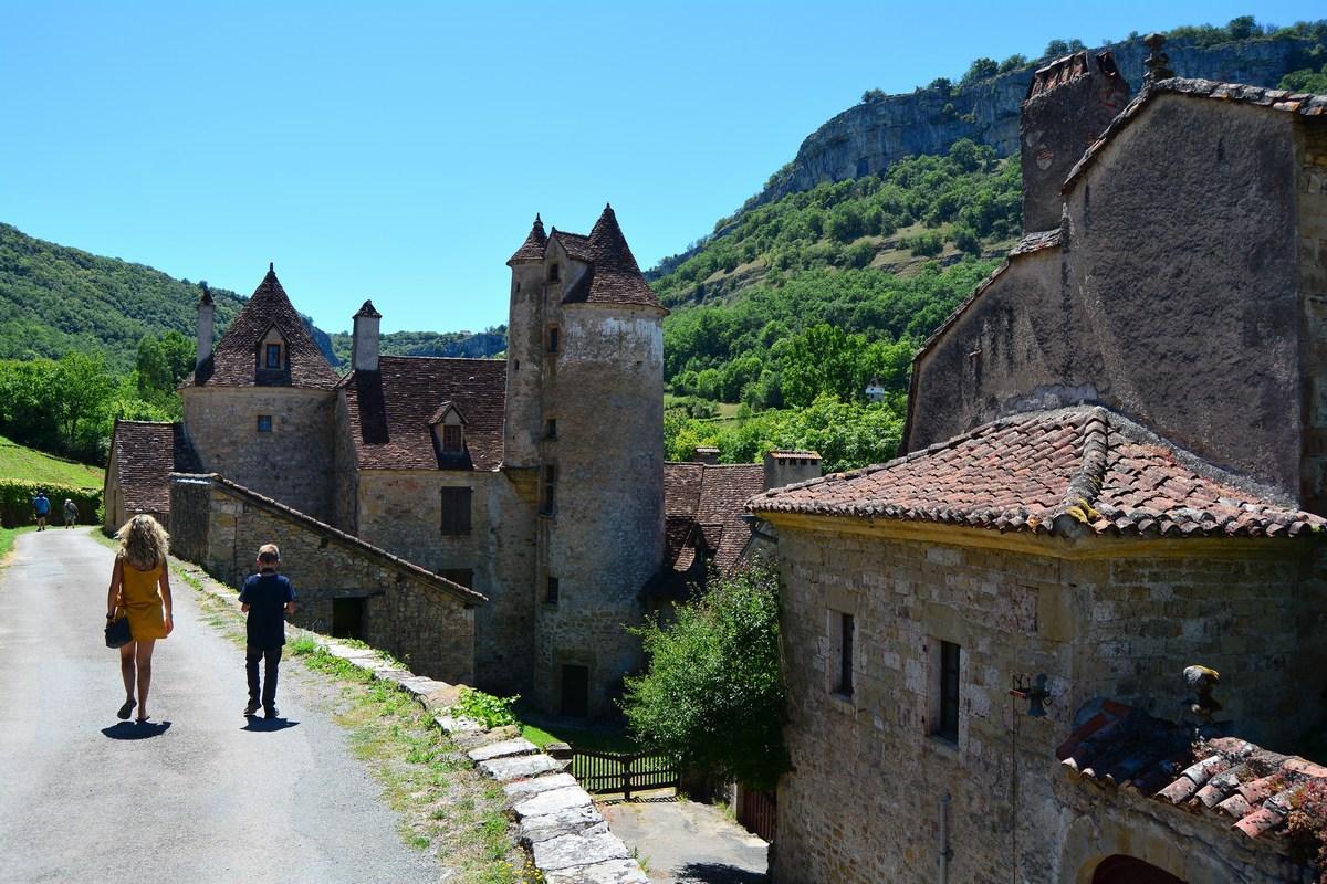 château de Limargue Autoire
