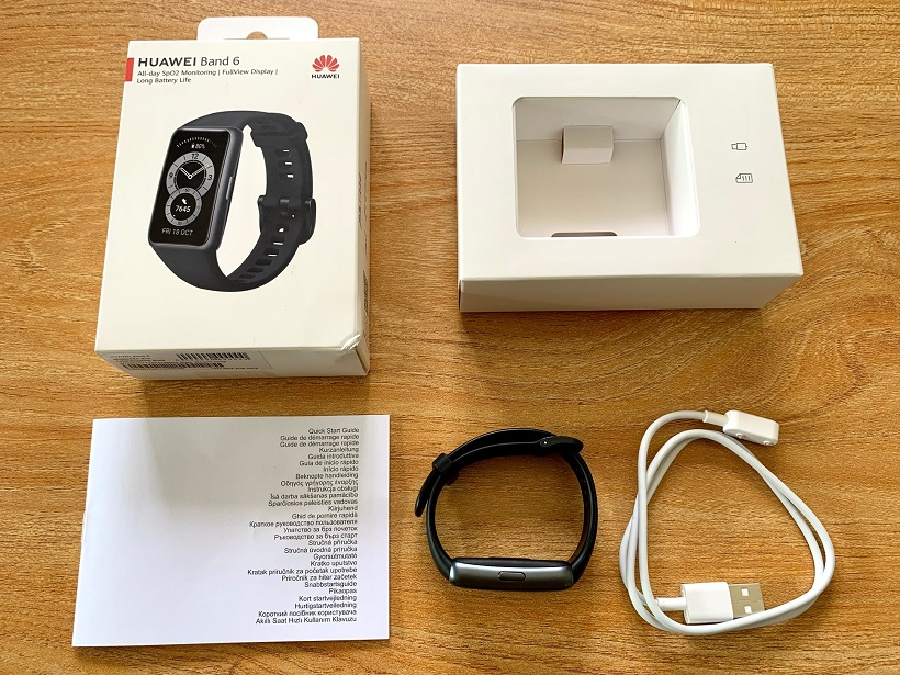 Huawei Smart Band 6 Unboxing and Price in Philippines
