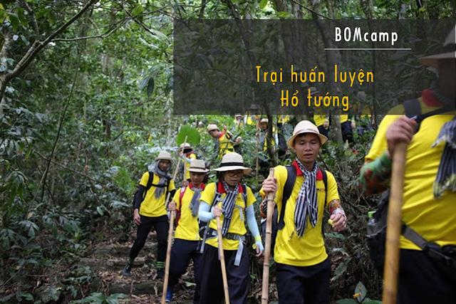 BOMcamp - Trại huấn luyện dành cho quản lý lãnh đạo