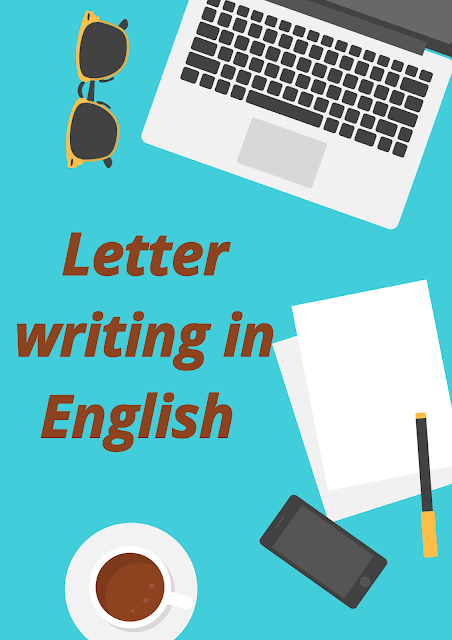 Letter writing in English