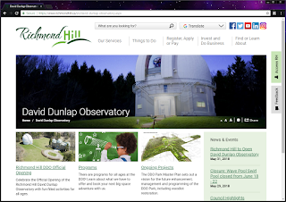 the new DDO web site