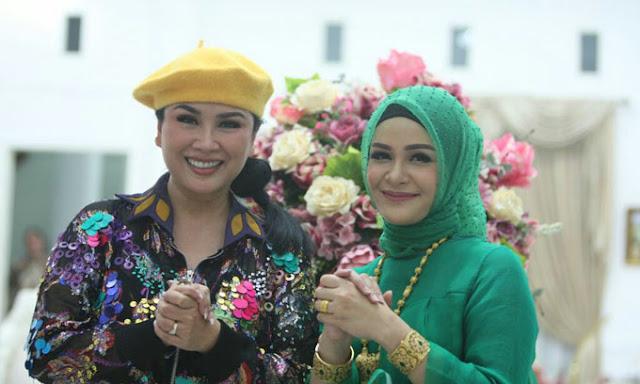 "Diva Pop Indonesia ""Kecantol"" Salam Punggawa"
