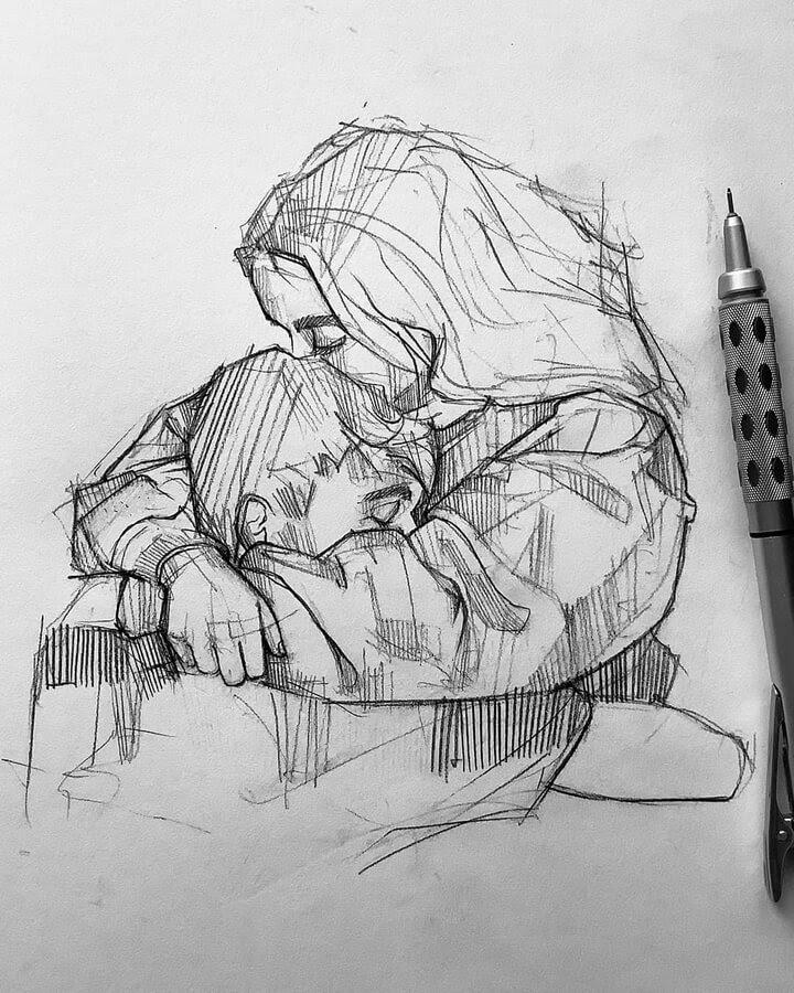 07-A-comforting-hug-Ani-Cinski-www-designstack-co
