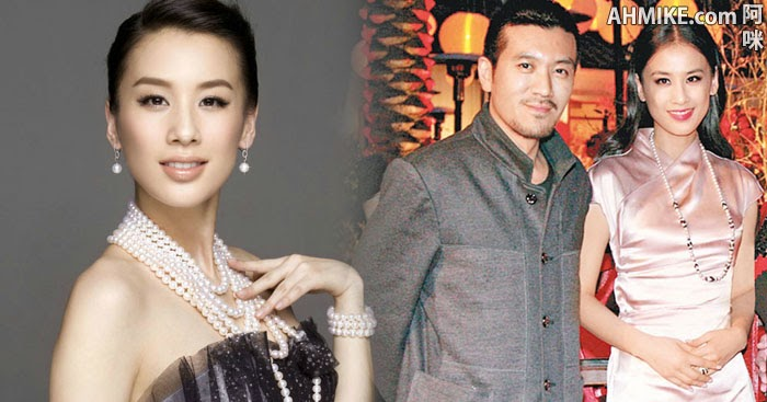 Eva Huang Shengyi(黃聖依) Secretly Has A Son And Married For ...
