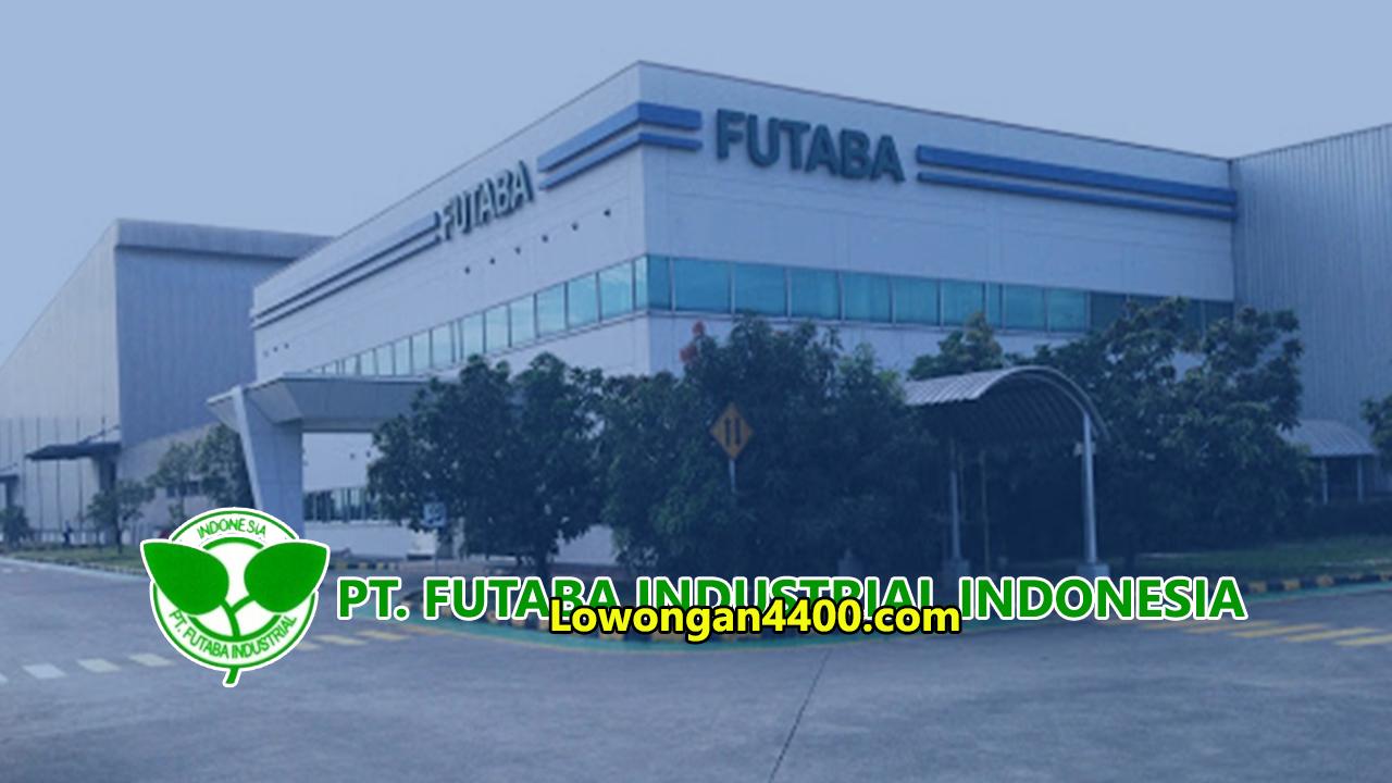 Lowongan Kerja PT. Futaba Industrial Indonesia Cikarang