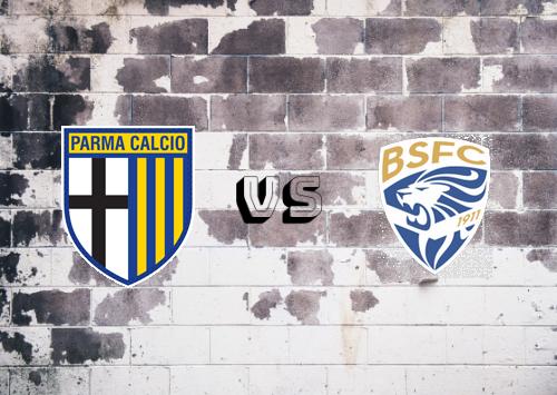 Parma vs Brescia   Resumen