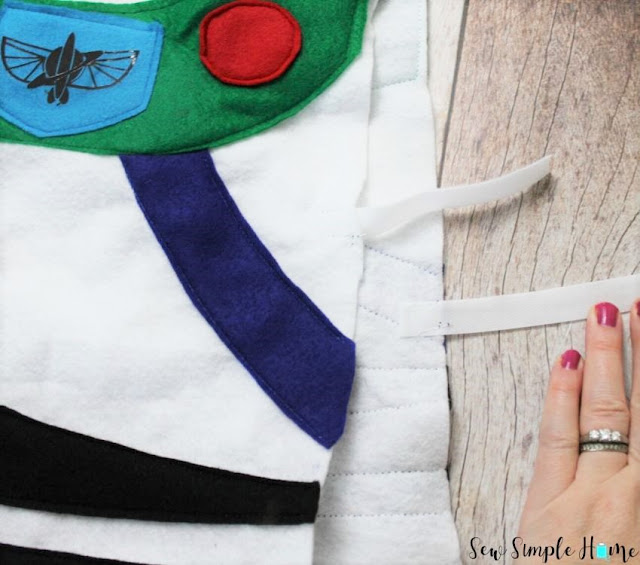 how to make a homemade buzz lightyear costume
