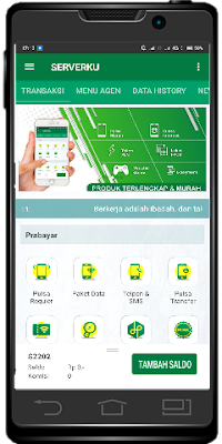 Aplikasi jual pulsa kuota murah tanpa modal biaya daftar