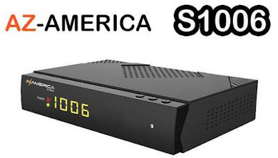 azamerica s1006 plus - atualizações azpoint