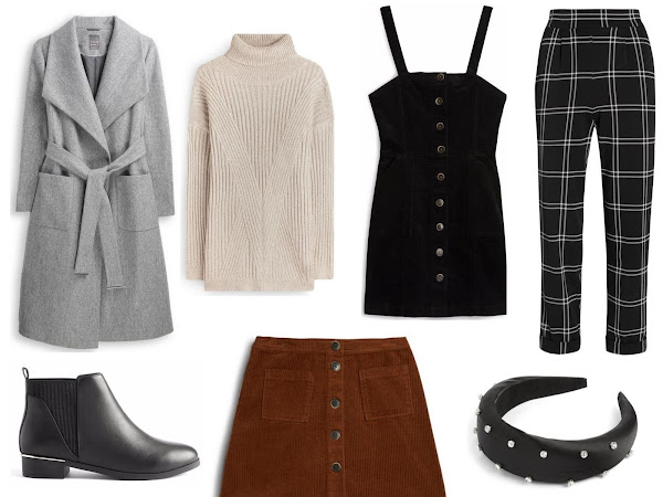 Primark Wishlist | Winter Wardrobe