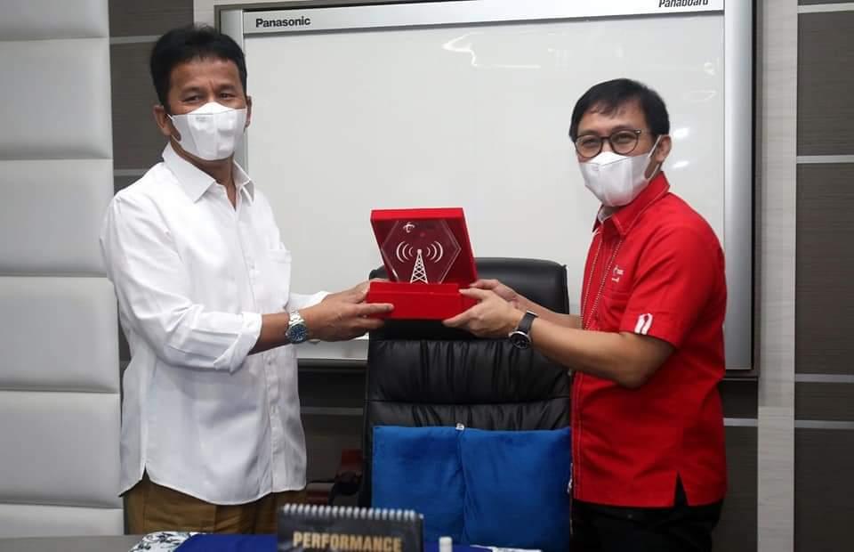 Walikota Batam Ajak Telkomsel Dukung Pembangunan Batam