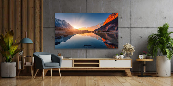 XIAOMI MI QLED TV 4K LANÇADA NA INDIA