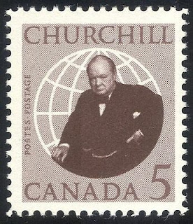 Canada 1965 Sir Winston Churchill