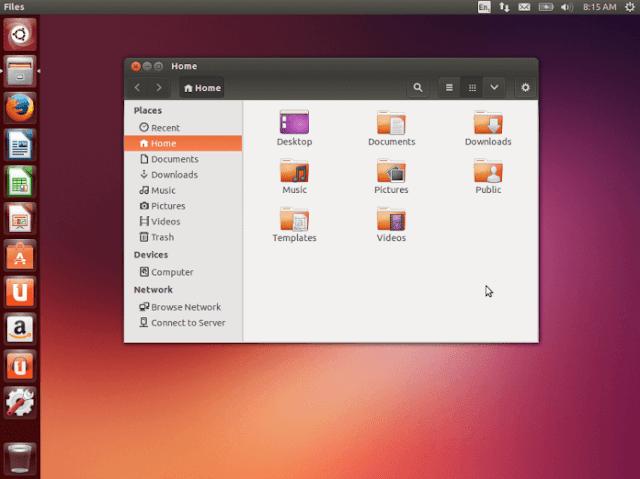 Distribusi Linux ubuntu