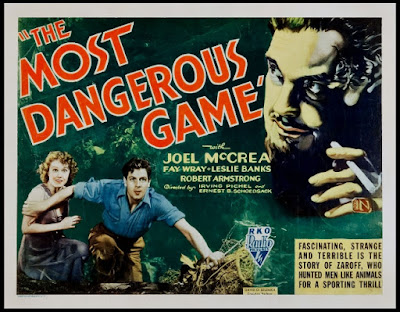 Watch The Most Dangerous Game 1932 streaming Movie