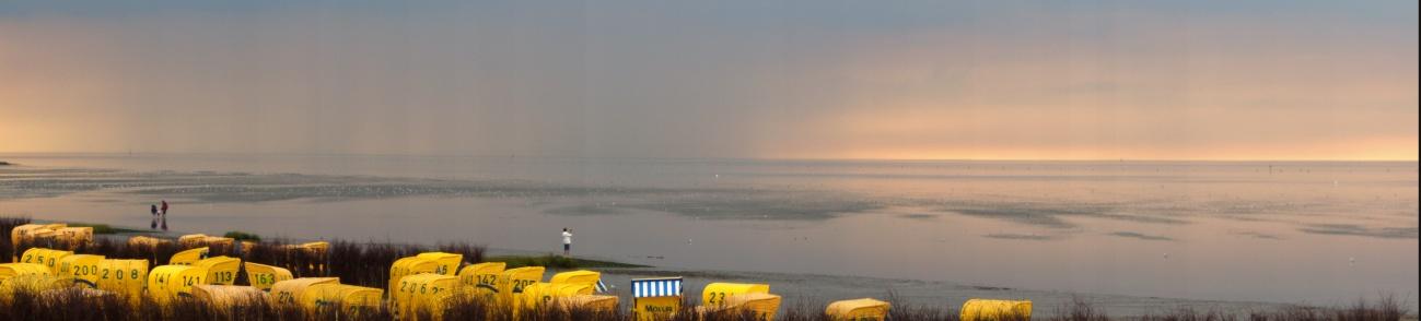 Cuxhaven #3 — Projekt ABC: R wie Regenschauer