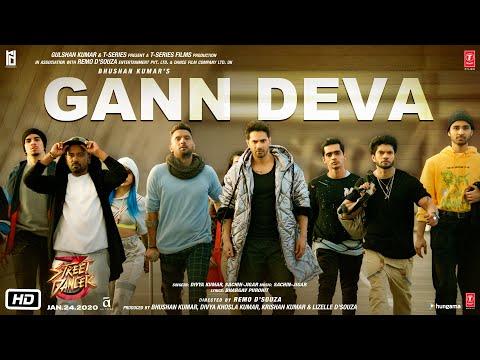 Gann Deva Lyrics – Street Dancer 3D-Divya