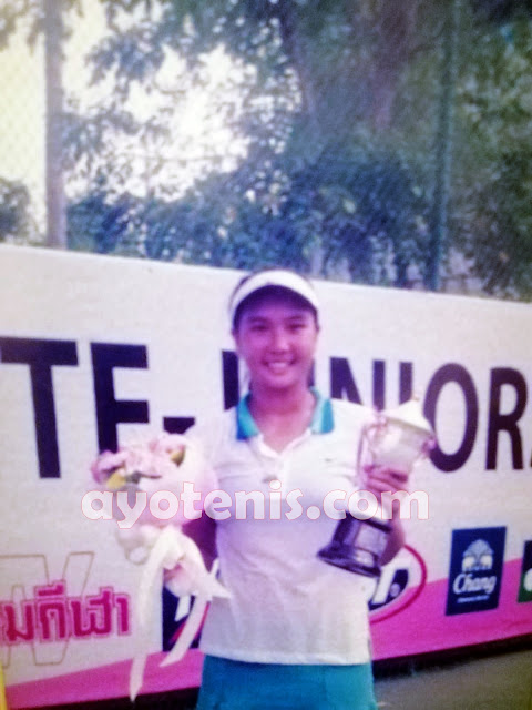 Biografi Aldila Sutjiadi - Srikandi Tenis Indonesia (Bagian Keenam)