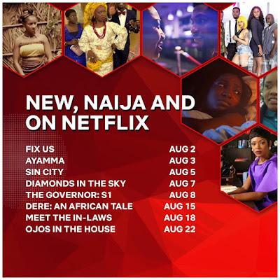 Netflix Naija Is Bringing 8 New Nollywood Titles To Your Screen