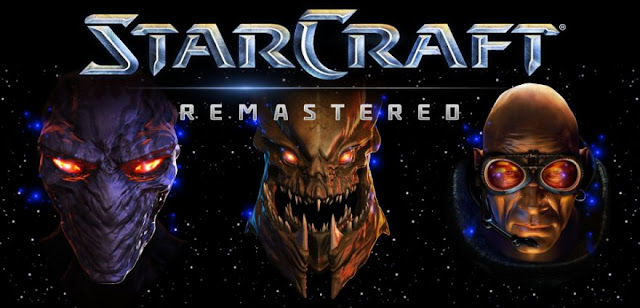 Confirmado Starcraft Remastered, se presenta en vídeo