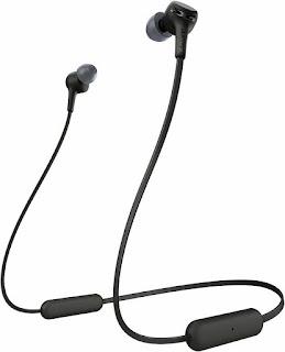Sony WI-XB400 Wireless Extra Bass in-Ear Headphones