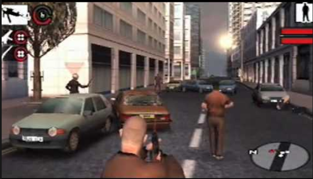 Gangs of London screenshot 2
