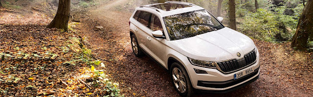 New Skoda SUV in INDIA