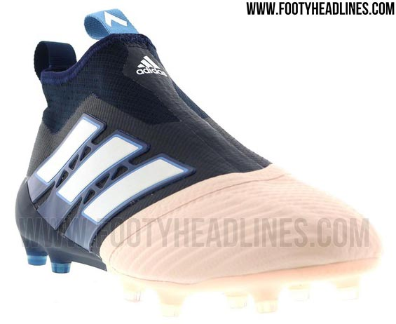 save off d2e1a 5fec1 Limited-Edition Adidas Kith Ace 17+ PureControl Boots Leaked