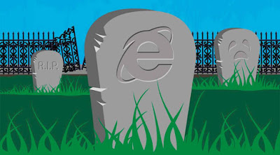 Adiós Internet explorer microsoft