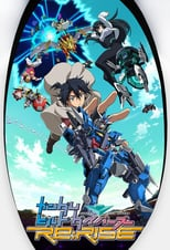 Episode 3 Sub Indo Gundam Build Divers Re:Rise 2nd Season