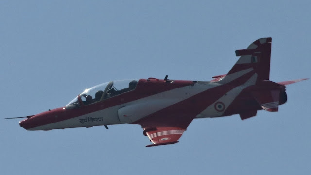 Surya Kiran - Indian Air Force - BAE Hawk - 10