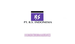 Lowongan Kerja Operator Produksi di PT B.S Indonesia