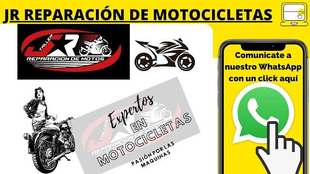 JR Reparación de Motocicletas